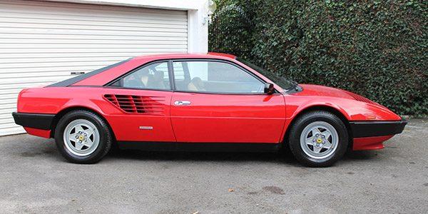 Ferrari Mondial QV (RHD)