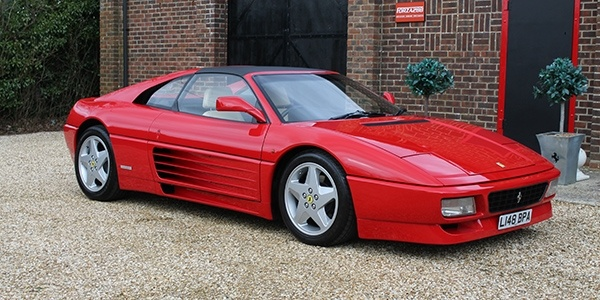 Forza 288: Ferrari 348 GTS (UK RHD) 1 of 11