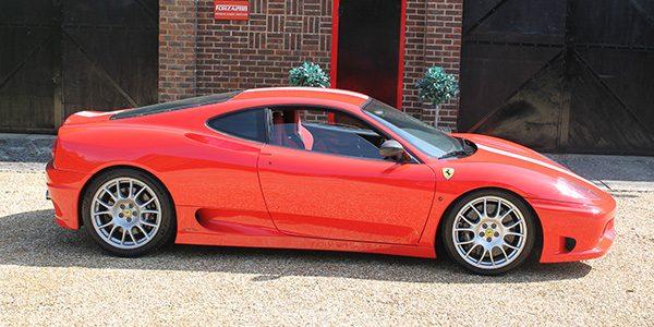 Ferrari 360 Challenge Stradle (LHD)