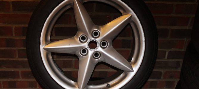 Ferrari 360 wheels (only 2)