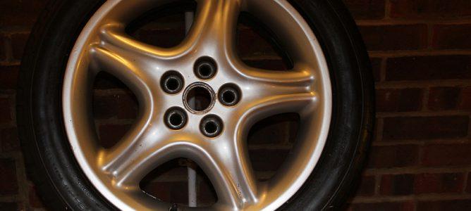 Ferrari 456 Wheels, Set of 4