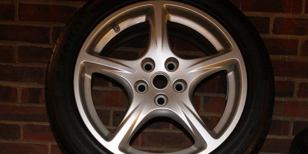 Forza 288: 19″ Ferrari 612 wheel (set of 4)