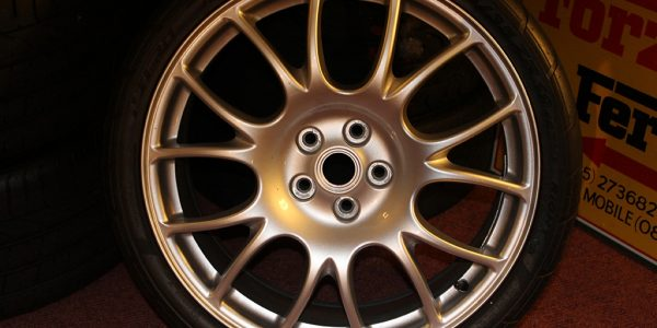 Forza 288: Challange Stradale Wheels (set of 4)