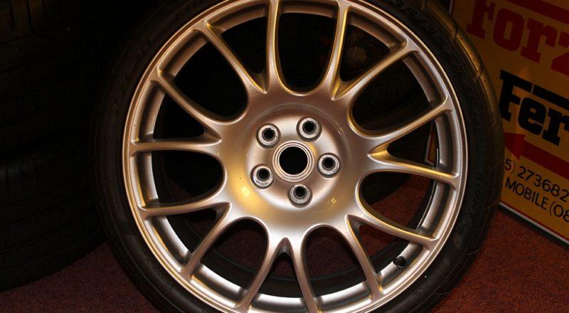 Challange Stradale Wheels (set of 4)