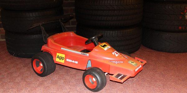Forza 288: Children's Ferrari Pedal Car