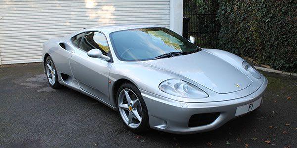 Ferrari 360 Modena F1 (UK RHD)