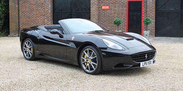 Ferrari California (UK RHD)