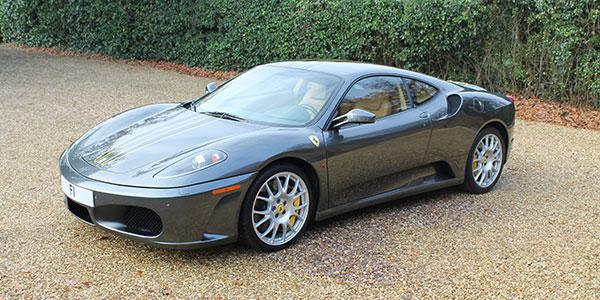 Forza 288: Ferrari F430 Coupe