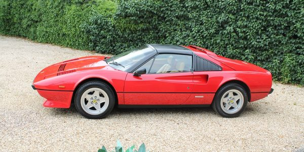Forza 288: Ferrari 308 GTS QV