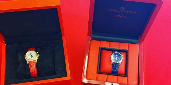 Forza 288: 2 Gerard-Perregaux Chrono Watch