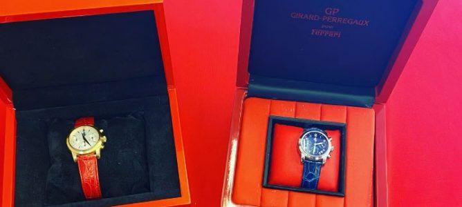 2 Gerard-Perregaux Chrono Watch