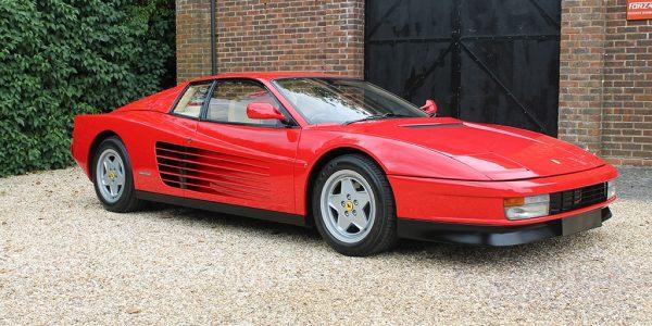 Forza 288: Ferrari Testarrosa