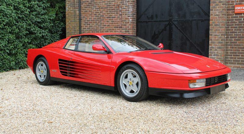 Ferrari Testarrosa