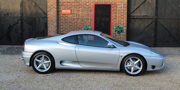 Forza 288: Ferrari 360 Manual