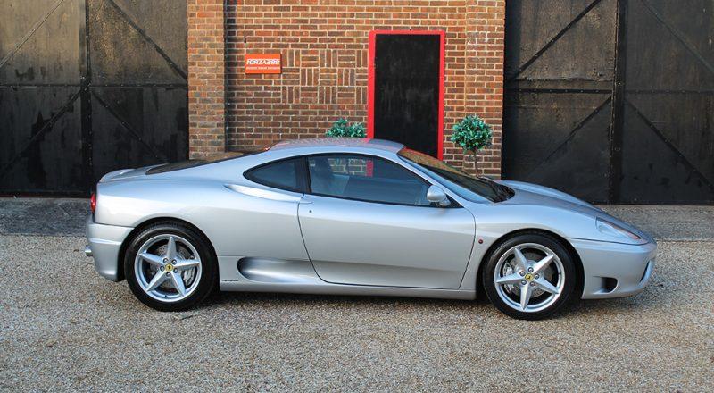 Ferrari 360 Manual