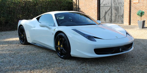 Forza 288: Ferrari 458 Italia